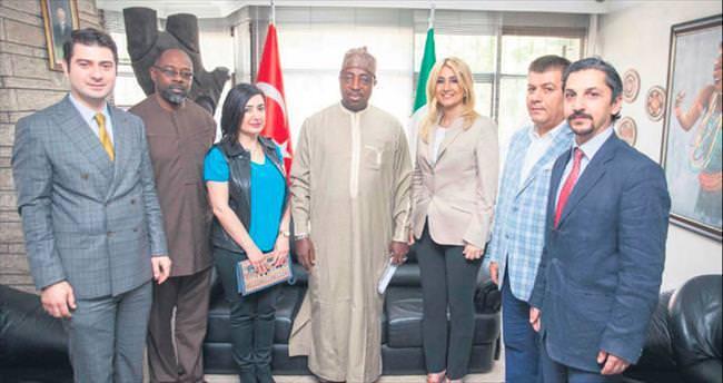 Nijerya'dan enerji ve inşaatta yatırım daveti