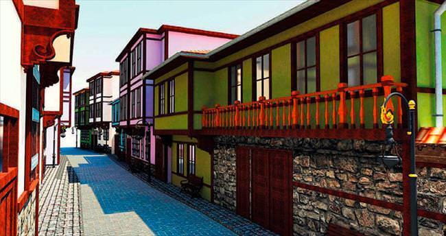 Osmangazi'den tarihi proje