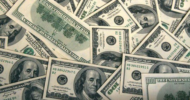 Dolar/TL 1 ayın en düşüğünde