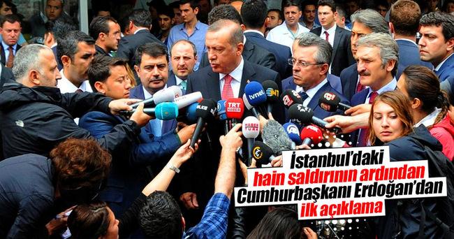 Cumhurbaşkanı Erdoğan: Bunun affedilir tarafı yok