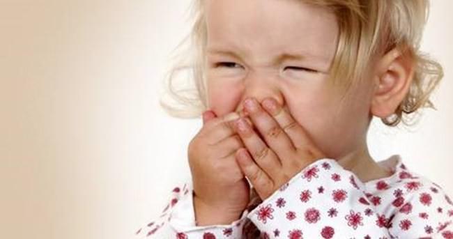 Çocuklardaki öksürük süresi çok önemli