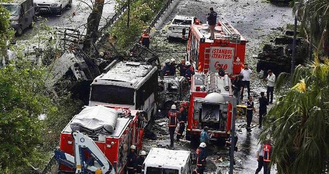 İstanbul'daki hain saldırı Avrupa basınında