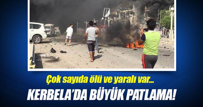 Kerbela'da patlama 6 ölü, 12 yaralı