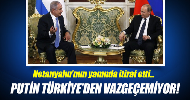 'Türk Akımı'ndan vazgeçmedik'