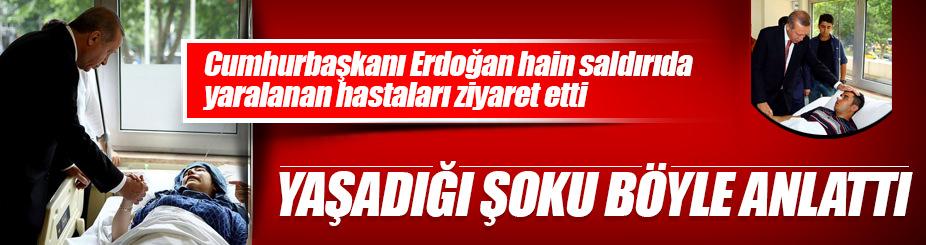 Erdoğan, Her şeyin bir bedeli var. Terörle mücadele sonuna kadar sürecek