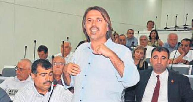 Konak Meclisi'nde Şanlı'dan HDP çıkışı