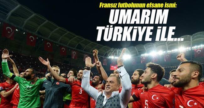 Umarım Türkiye ile karşılaşmayız