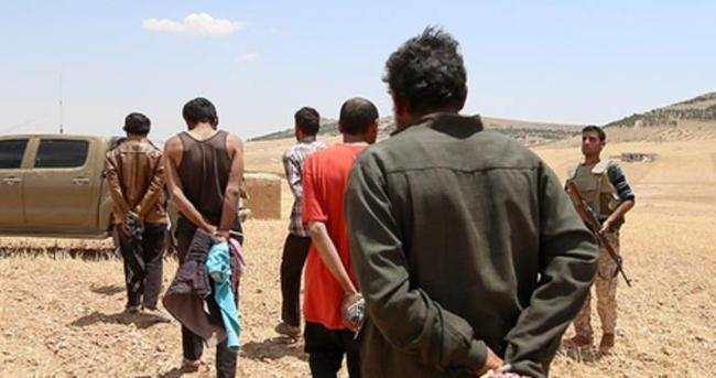 Münbiç operasyonuyla 344 kilometrekare IŞİD'den alındı
