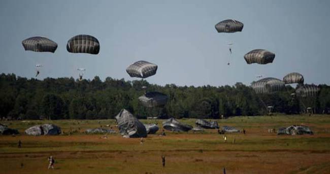 NATO'dan Rusya'ya 31 bin askerle gözdağı!