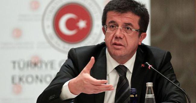 Ekonomi Bakanı Zeybekci'den dolar açıklaması