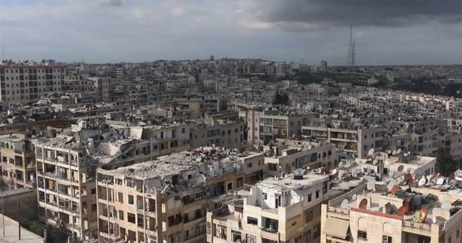Halep'te hava saldırısı: en az 10 ölü