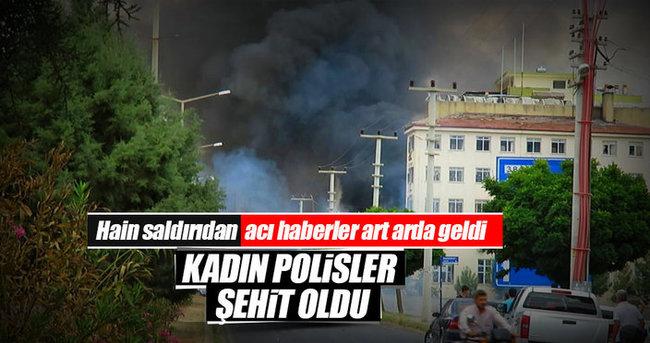 Mardin'de bombalı araçla saldırı