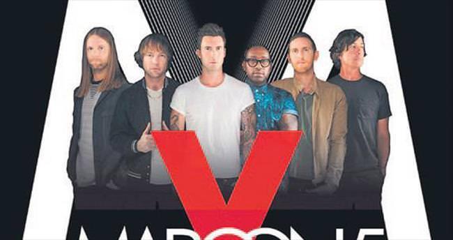 Antalya'da Maroon 5 gecesi
