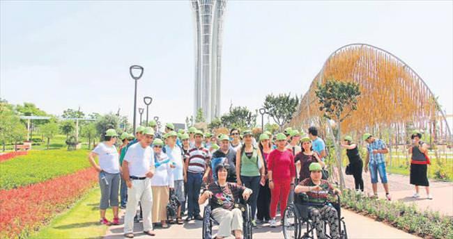 EXPO'nun en 'özel' konukları