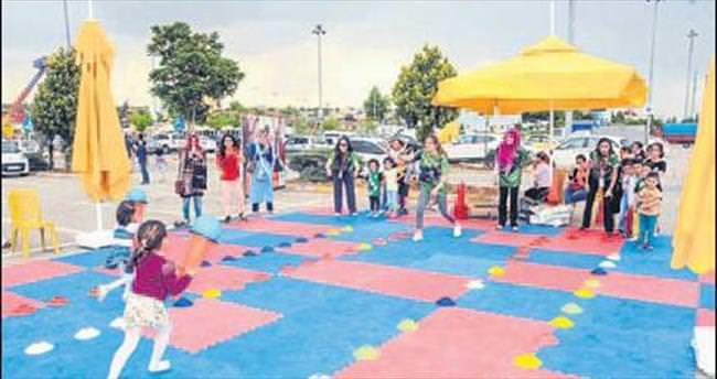 Şehitkamil Belediyesi binlerce sporcuyu ağırladı