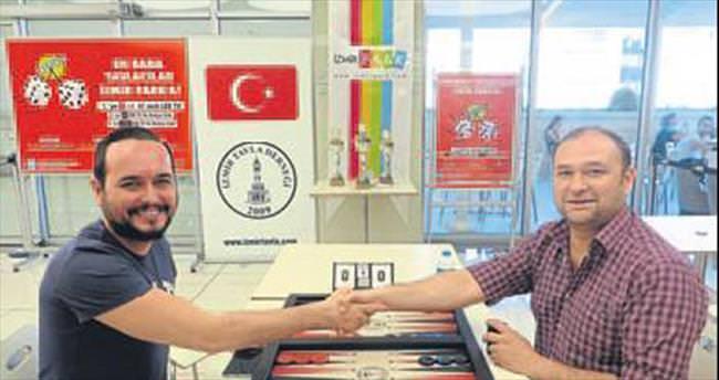 İzmir Park'tan tavla turnuvası