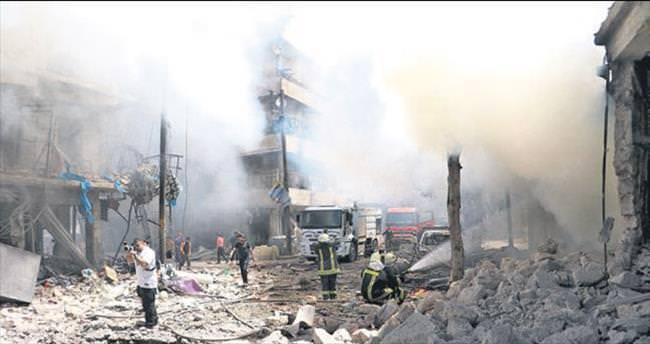 Suriye rejimi yine hastaneyi hedef aldı: 15 ölü