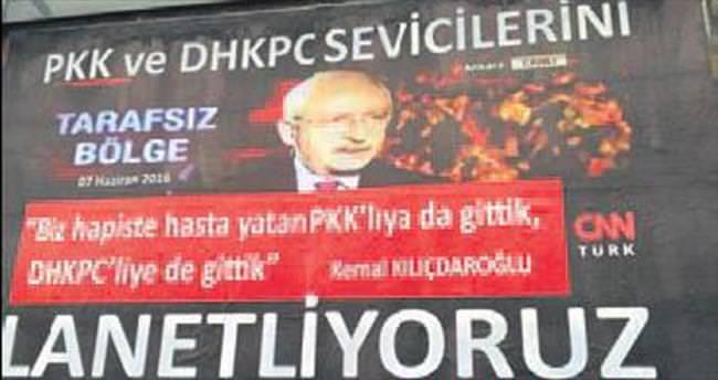 Kılıçdaroğlu'na tepki yağıyor