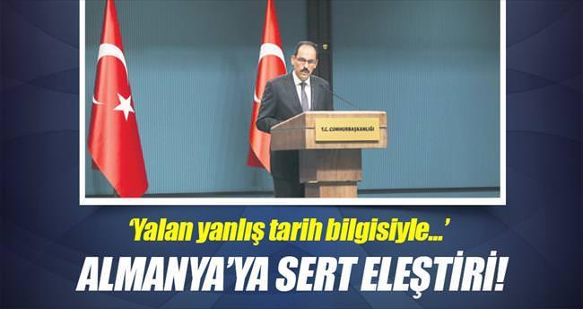 """""""Kılıçdaroğlu'nun sözleri abesle iştigal"""""""