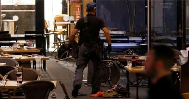 Tel Aviv'de silahlı saldırı: 4 ölü, 9 yaralı