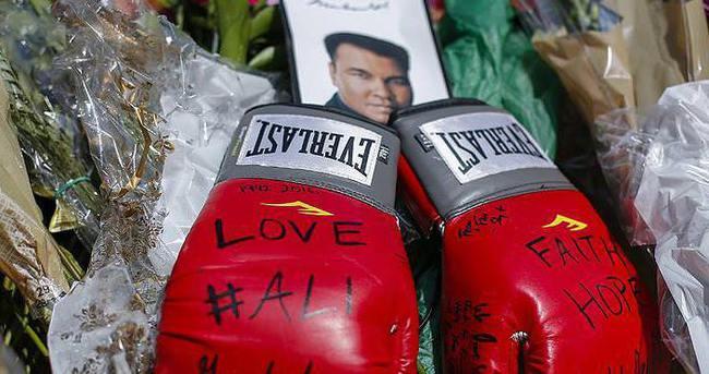 Muhammed Ali bugün son yolculuğuna uğurlanıyor