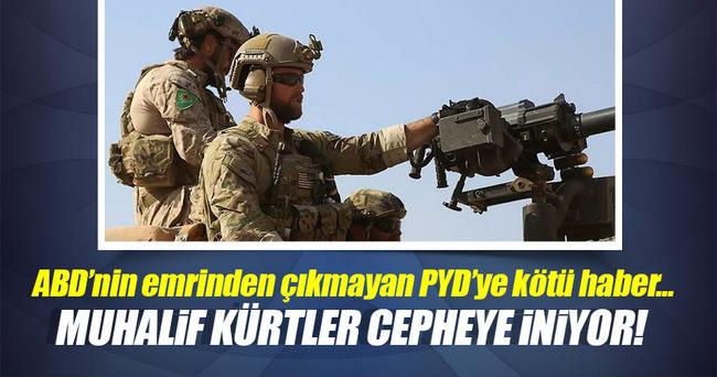 Suriye'nin muhalif Kürtleri PYD'ye karşı birleştiler!