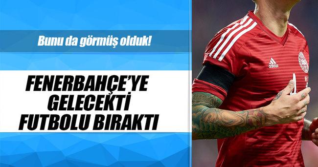 Fenerbahçe'nin transfer etmek istediği Daniel Agger futbolu bıraktı