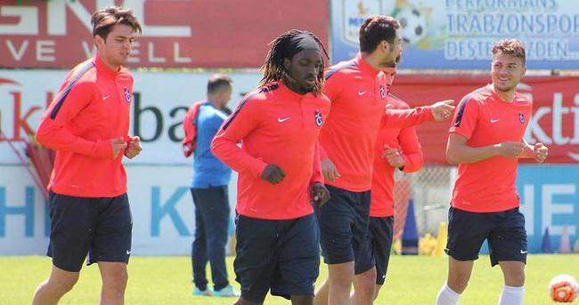 Trabzonspor'dan kamp açıklaması
