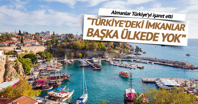 Bild: Tatilde Türkiye'ye gidin