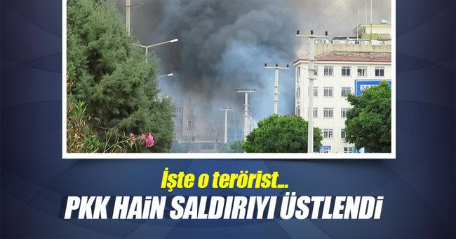 Midyat saldırısını PKK üstlendi!