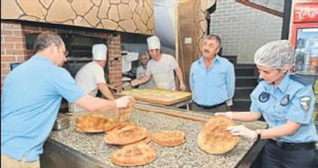Konyaaltı ilçesinde Ramazan denetimi