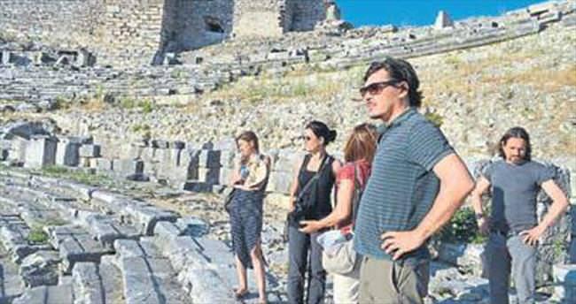 İtalyan gazetecilere Ege Bölgesi tanıtıldı
