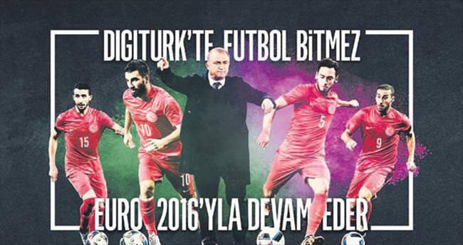 Lig TV, Euro 2016'ya tam kadro hazır