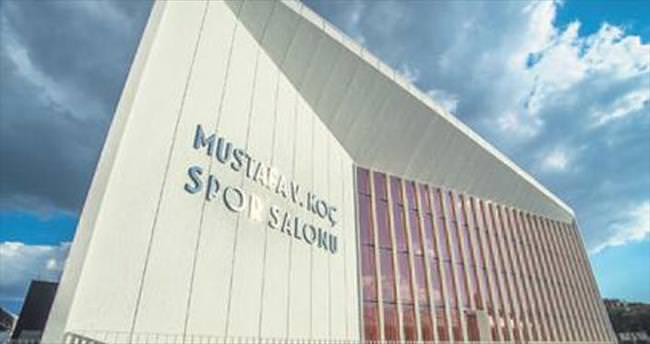 Tofaş Mustafa Koç spor salonu açıldı