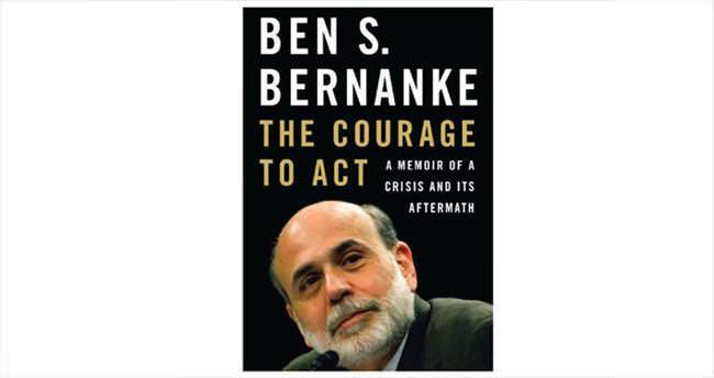 Bernanke'nin kriz kitabı raflarda