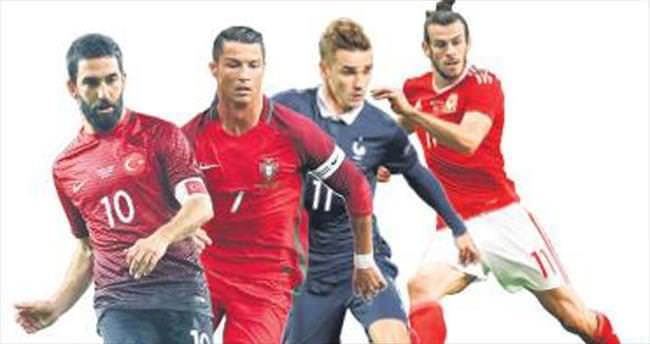 1 kupa 24 ülke 552 futbolcu tek yürek Türkiye