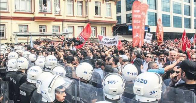 Kılıçdaroğlu'na eyleme CHP'den 'misli' tehdidi