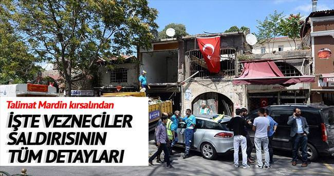 Vezneciler talimatı Mardin kırsalından