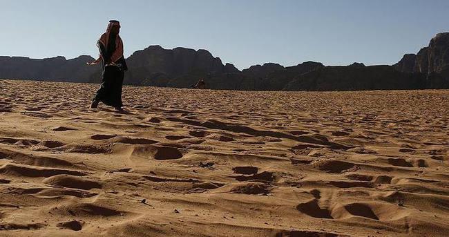Petra'nın gizemli kumlarında dev bir yapı bulundu
