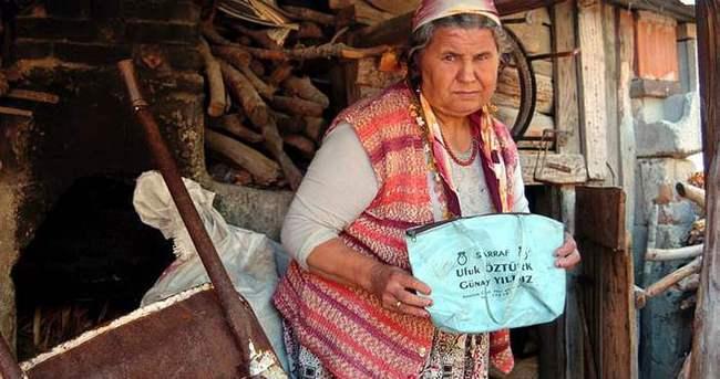 Bayramiç'te tavuk kümesine saklanan altınlar çalındı