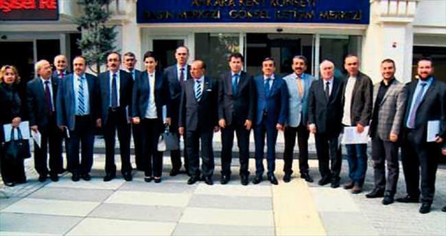 Kent Konseyi, Saltoğlu başkanlığında toplandı