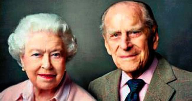 İşte Kraliçe'nin 90'ıncı yaş pozu