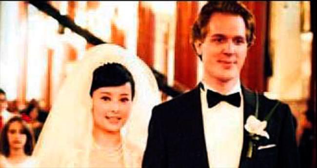 Çin'de yabancı damada yasak