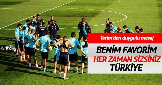 Benim favorim Türkiye