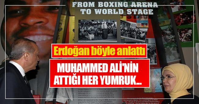 'Muhammed Ali iyi ile kötü savaşını ringlere taşıdı'