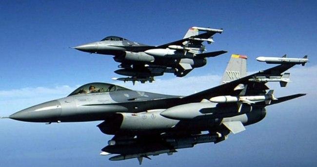 PKK'ya hava harekatı: 13 terörist öldürüldü!