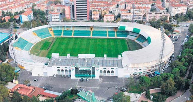 Efsane stadyumun yıkımı için ilk adım atıldı