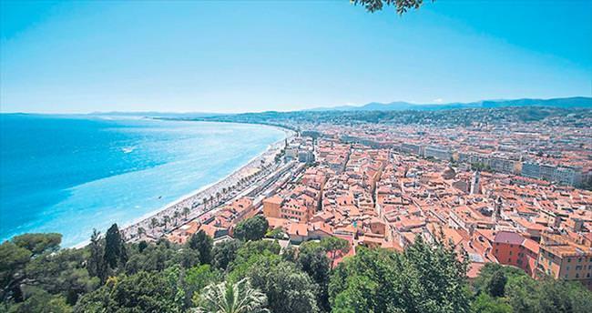 Işıldayan şehir Nice