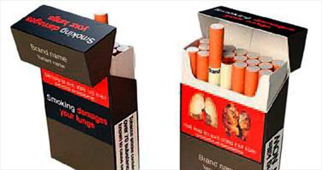 Sigaraya karşı en çirkin renk