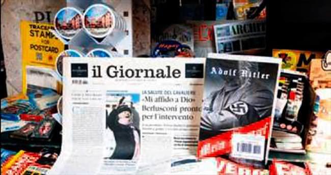 İtalya'da Kavgam promosyonuna tepki